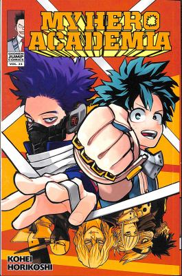 Cover image for My hero academia. Vol. 23, Our brawl