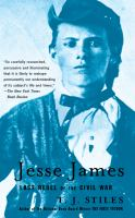 Cover image for Jesse James : last rebel of the Civil War