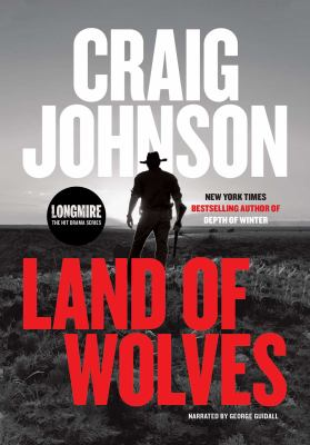 Cover image for Land of wolves