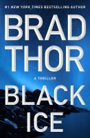 Cover image for Black ice : a thriller