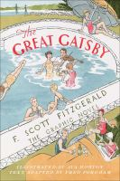 Cover image for The great Gatsby : the graphic novel