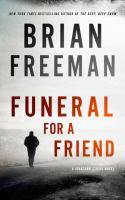 Cover image for Funeral for a friend