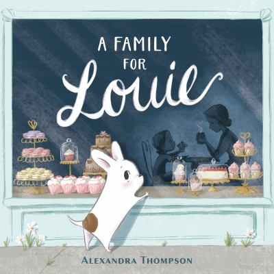 Cover image for A family for Louie