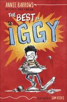 Cover image for The best of Iggy