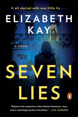 Cover image for Seven lies