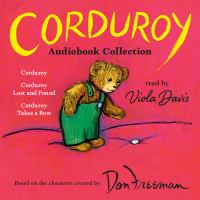 Cover image for Corduroy audiobook collection