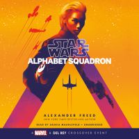 Cover image for Star wars. Alphabet squadron