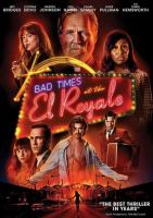 Cover image for Bad times at the El Royale