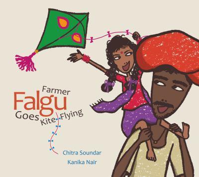 Cover image for Farmer Falgu goes kite flying
