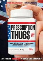 Cover image for Prescription thug$