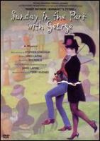 Cover image for Sunday in the park with George : a musical