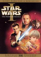 Cover image for Star wars. Episode I, The phantom menace