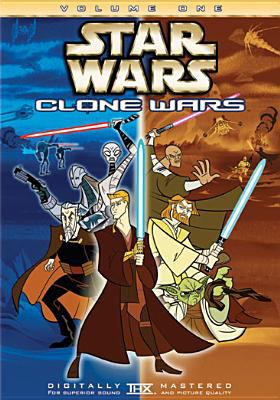 Cover image for Star wars. Clone wars volume 1