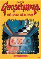 Cover image for Goosebumps. Ghost next door