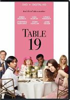 Cover image for Table 19