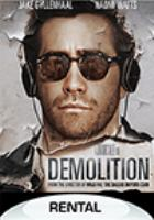 Cover image for Demolition