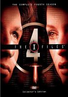 Cover image for The X-files. The complete fourth season