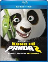Cover image for Kung fu panda. 2