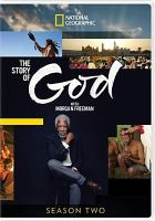Cover image for The story of God. Season two