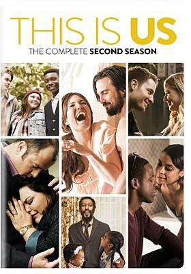 Cover image for This is us. The complete second season