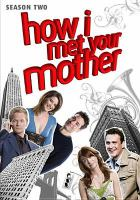 Cover image for How I met your mother. The complete season 2