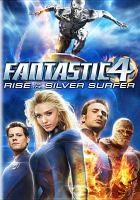 Cover image for Fantastic 4. 2, Rise of the Silver Surfer