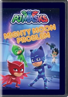 Cover image for PJ Masks. Mighty moon problem.