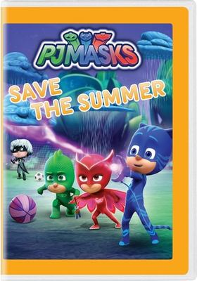 Cover image for PJ Masks. Save the summer.