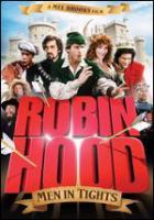 Cover image for Robin Hood : men in tights