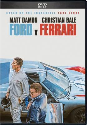 Cover image for Ford v Ferrari
