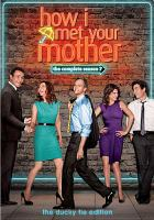Cover image for How I met your mother. The complete season 7