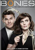Cover image for Bones. The complete eighth season