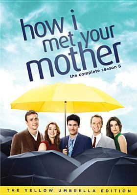 Cover image for How I met your mother. The complete season 8