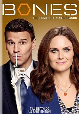 Cover image for Bones. Season 9