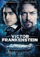 Cover image for Victor Frankenstein