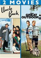 Cover image for Uncle Buck : and, The great outdoors.