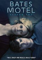 Cover image for Bates Motel. Season two