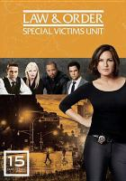 Cover image for Law & order, Special Victims Unit. Year fifteen, '13/'14 season