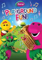 Cover image for Barney. Playground fun.