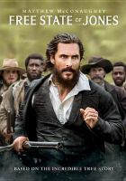 Cover image for Free state of Jones