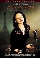 Cover image for La vie en rose