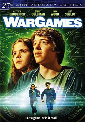 Cover image for Wargames