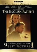 Cover image for The English patient.
