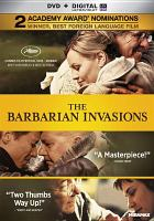 Cover image for Les invasions barbares = The barbarian invasions