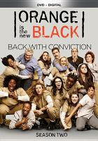 Cover image for Orange is the new black. Season two