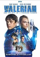 Cover image for Valerian and the city of a thousand planets