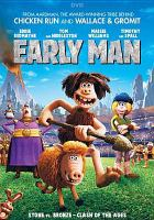 Cover image for Early man