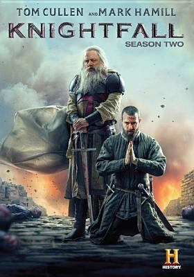 Cover image for Knightfall. Season two.
