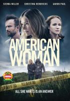 Cover image for American woman