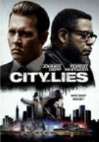 Cover image for City of lies